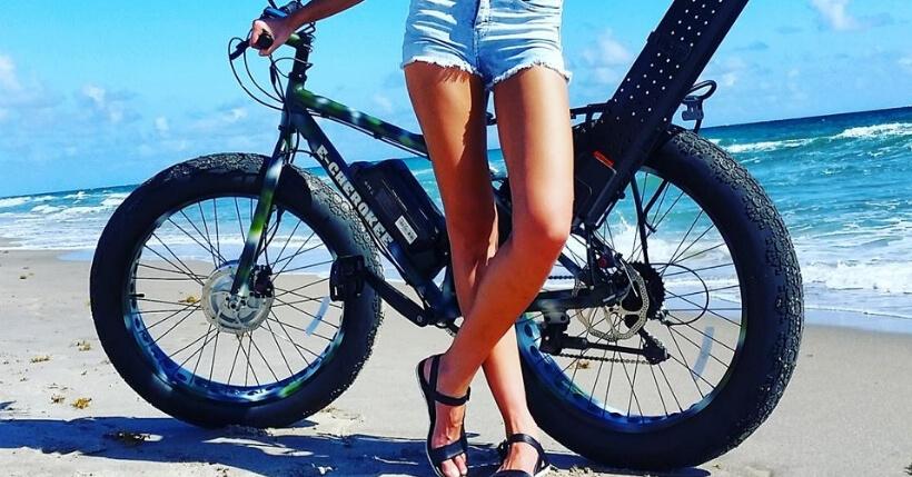 Migliori fat bike elettriche: Vantaggi e svantaggi delle ruote larghe