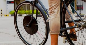 Come costruire una bici elettrica: La ruota intercambiabile è il metodo più semplice