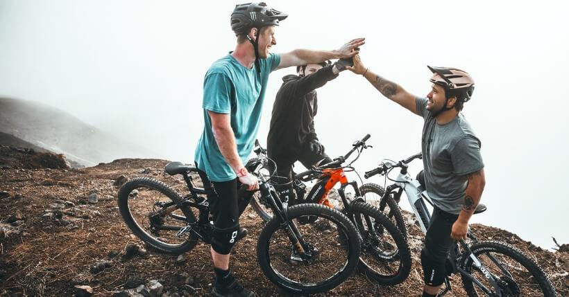 Bici elettriche HaiBike: Le professionali, per trekking e sportivi