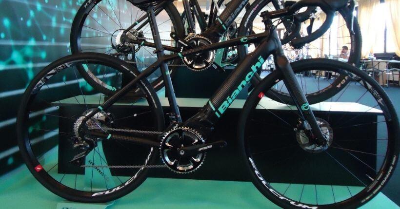 Bici elettriche Bianchi: Il brand storico italiano e la pedalata assistita