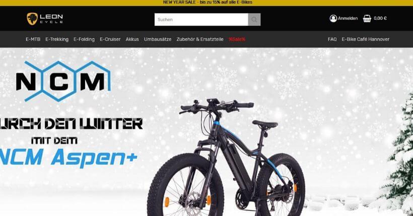 Bici elettriche NCM: Perché sono le più popolari su Amazon?