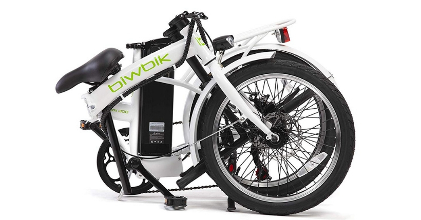 bicicletta elettrica Biwbik