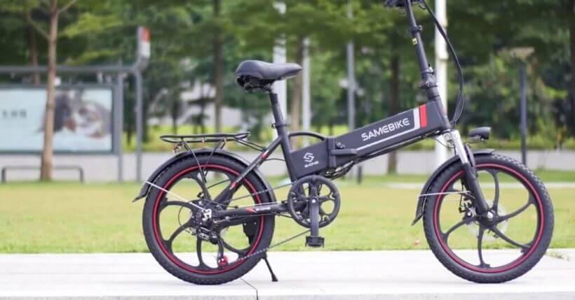 Ancheer Samebike: Recensione, la bici elettrica più popolare del 2020