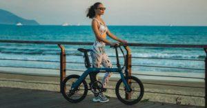 FIIDO D11: La nuova bici elettrica pieghevole che promette 100 Km!